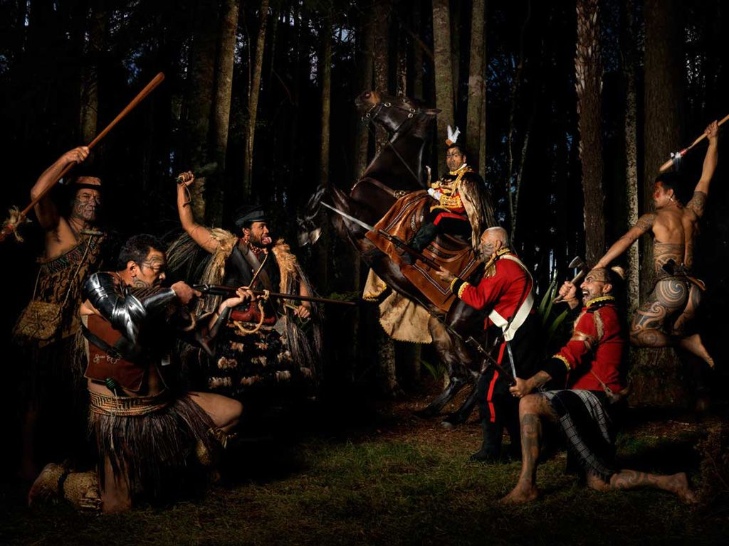 Battle of the Noble Savage 1