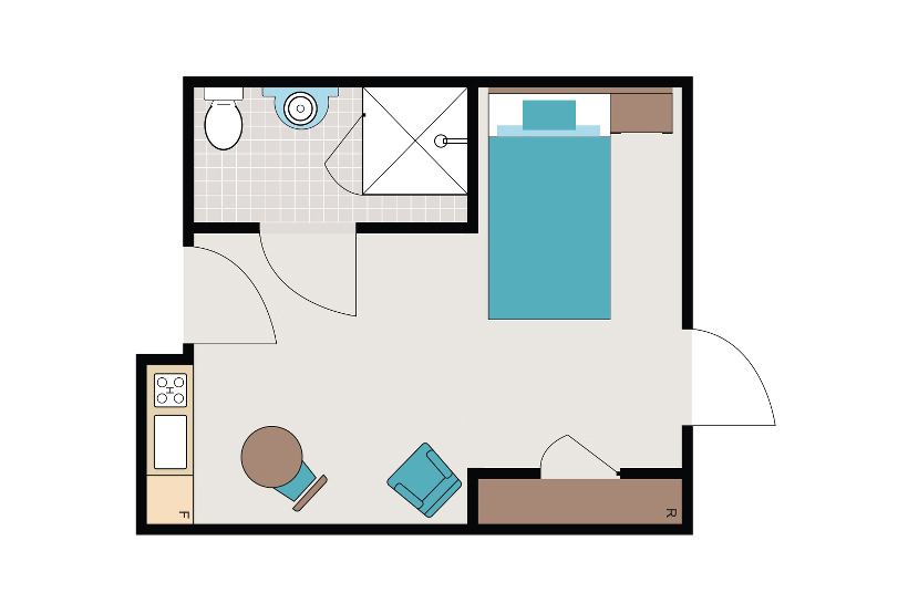 Thomas Scott Floor Plan
