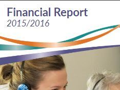 Financial Report 2015 - 2016