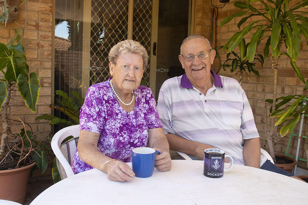 Hilton couple gain independence through home care
