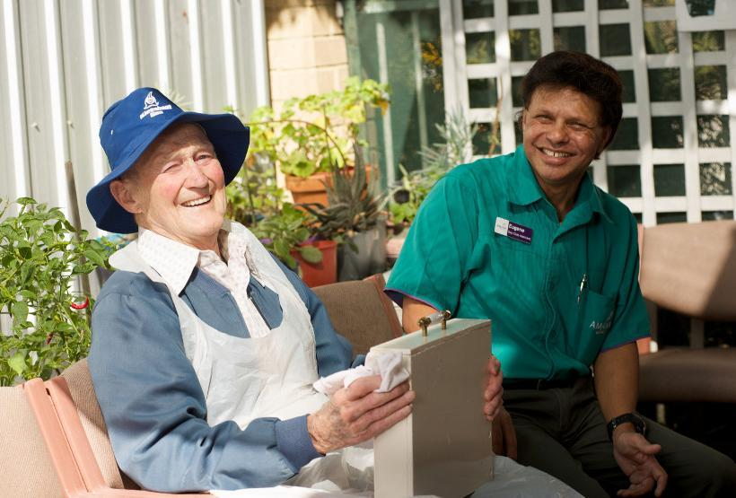 Our clubs offer a safe and secure environment where people 55 years and over can relax, meet new friends, and participate in a variety of activities. Our activities are catered to the interests of our clients, such as gardening, cooking, music or crafts.