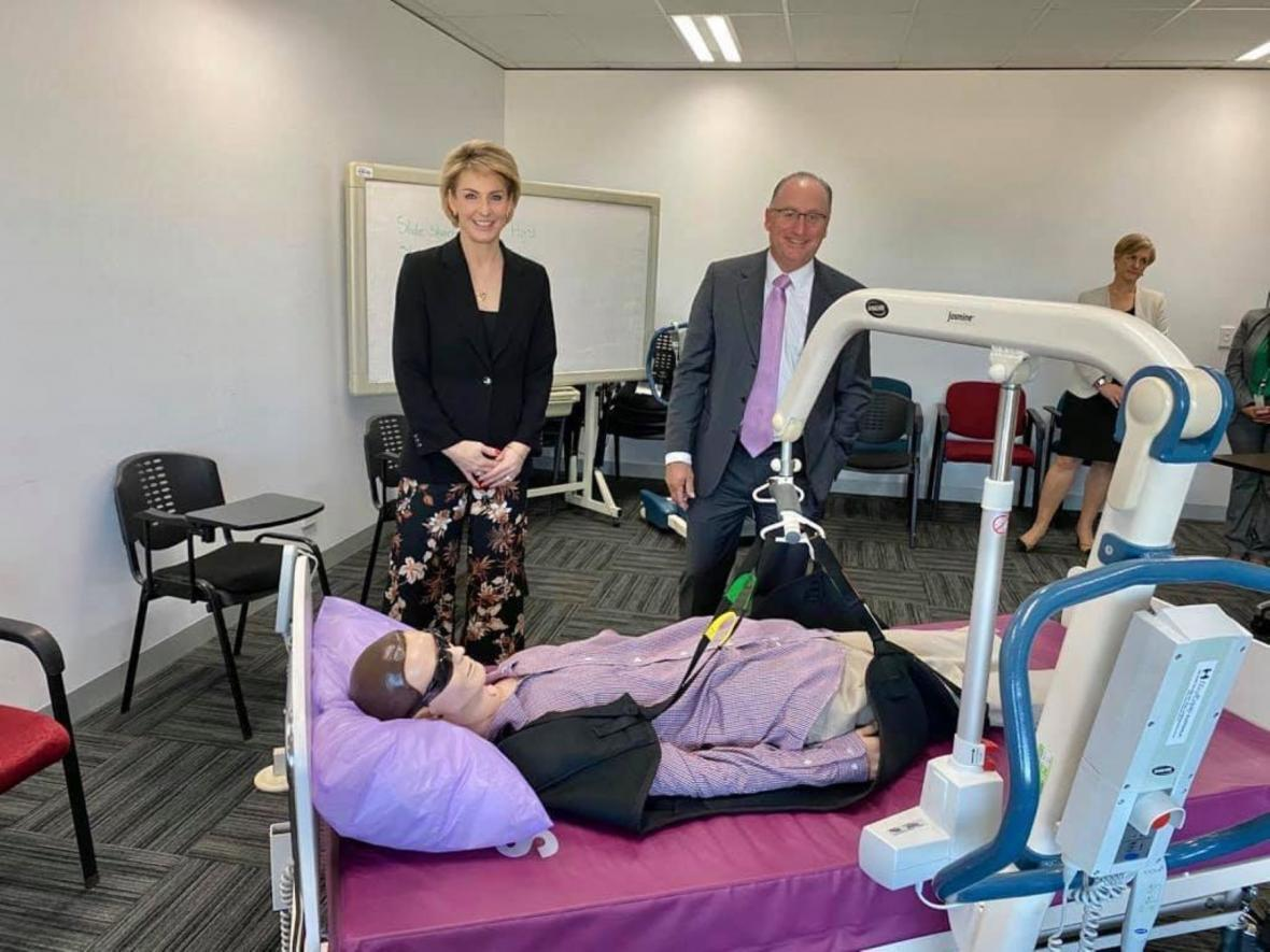 Amana Living Training Institute To Help Deliver Free Infection Control Training In WA