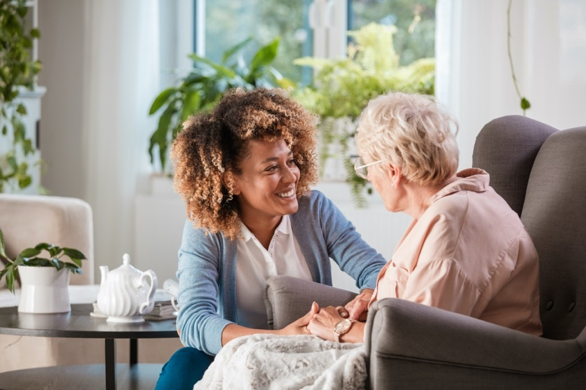 Home care services can help you stay in your own home for longer, with more freedom to enjoy life, by providing the support you need.