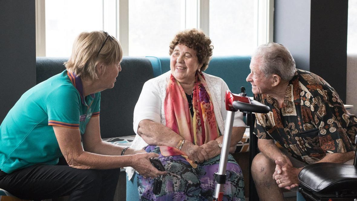 What Makes A Good Aged Care Worker?