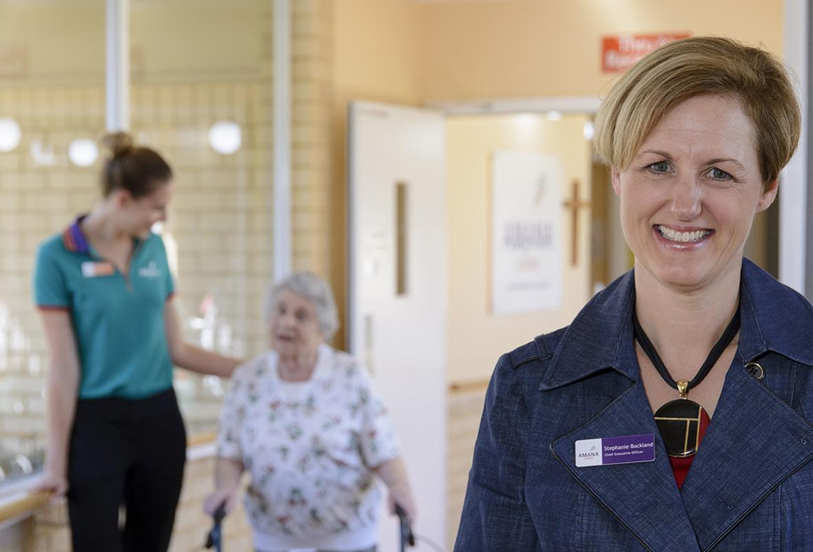 More Training Needed For Aged Care Workers