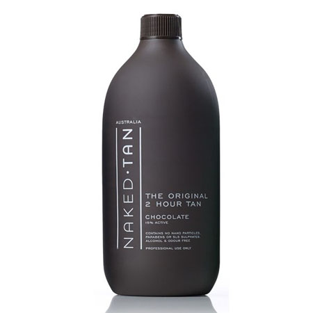 Naked Tan 2-Hour Spray Tan Solution 1L (Exotic 12%