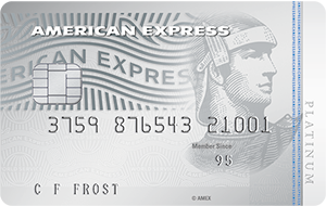 The American Express<sup>®</sup> Platinum Edge Credit Card