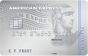 The American Express® Platinum Rewards Credit Card