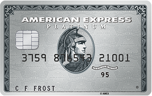 The American Express<sup>®</sup> Platinum Card