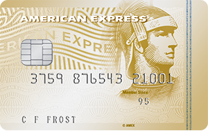 The American Express<sup>®</sup> Gold Credit Card