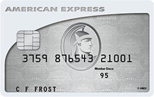 The American Express<sup>®</sup> Rewards Advantage Card