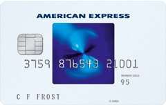 The American Express<sup>®</sup> Blue Credit Card