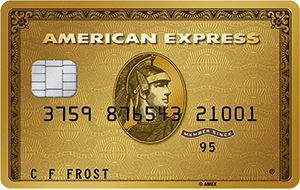 The American Express<sup>®</sup> Gold Card