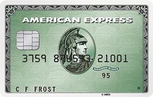 The American Express<sup>®</sup> Green Card