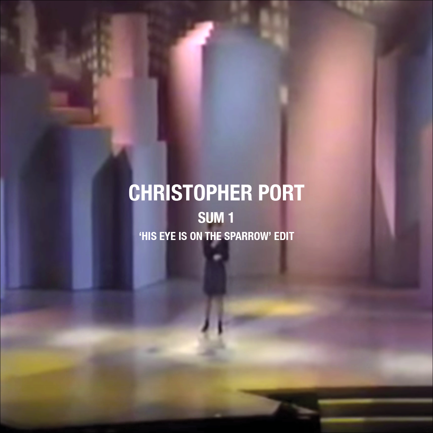 Christopher Port - Sum 1 ('His Eye Is On The Sparrow' Edit)