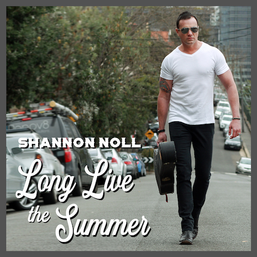 Shannon Noll - Long Live the Summer