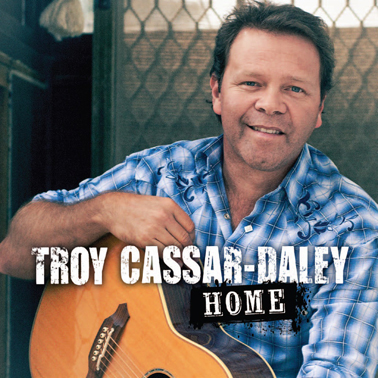 Troy Cassar-Daley - Home