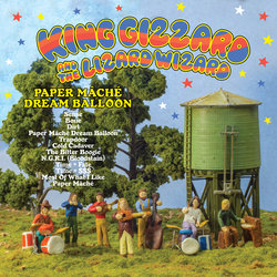 King Gizzard & The Lizard Wizard - Paper Mâché Dream Balloon - Internet Download