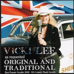 Vicki Lee - Left Behind (The Rocking Horse Song)