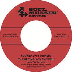Cookin' On 3 Burners - Black Stick