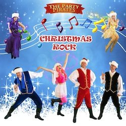 The Party Pirates - Christmas Rock