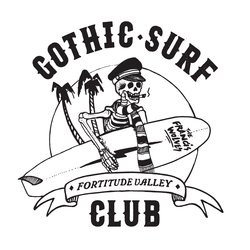 The Francis Wolves - Gothic Surf Club
