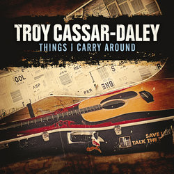 Troy Cassar-Daley - Halfway Creek, Timber Cutting Man