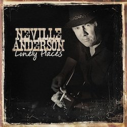 Neville Anderson - Nothin'Takes You Off My Mind