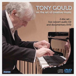 Tony Gould - The Second Time Around