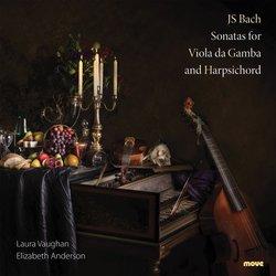 Elizabeth Anderson & Laura Vaughan - Fugue in C Major, BWV 952