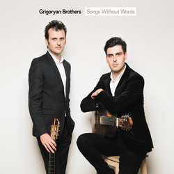 Grigoryan Brothers - Tchaikovsky None but the Lonely Heart - Internet Download
