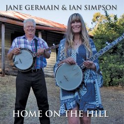Jane Germain & Ian Simpson - Little Red Bird