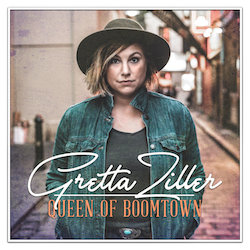 Gretta Ziller - Queen of Boomtown
