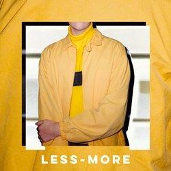Golden Vessel - Less~More