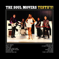The Soul Movers - Fool I Am