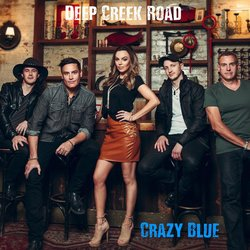 Deep Creek Road - Crazy Blue