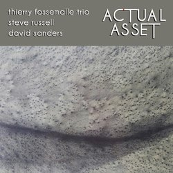 Thierry Fossemalle Trio - Actual Asset