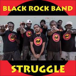 Black Rock Band - Struggle - Internet Download
