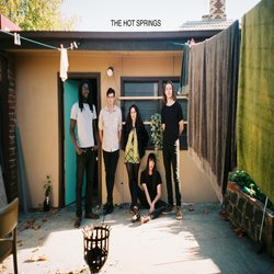 The Hot Springs - Shock And Happiness - Internet Download