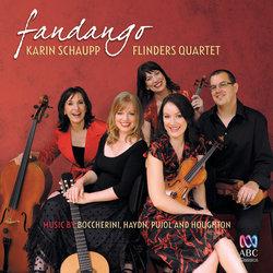 Karin Schaupp Flinders Quartet - Tangata de Agosto - Internet Download