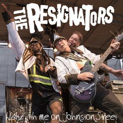 The Resignators - Waltz with me on Johnston Street