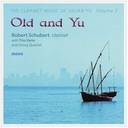 Julian Yu, Robert Schubert, Trio Varie - Symphony from the Old World (Dvorak in China) - Largo