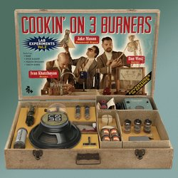 Cookin' On 3 Burners - One of the Ones feat. Kylie Auldist - Internet Download