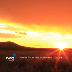 WAM Music - Mark Gleeson – Red Dirt, Blue Skies