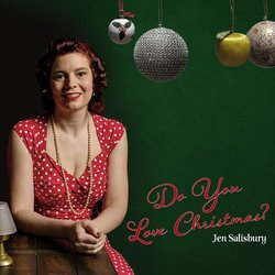 Jennifer Salisbury - Give in to Christmas, Baby