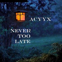 Acyyx - No Saint