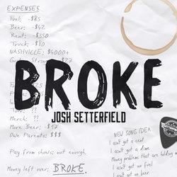 Josh Setterfield - Broke - Internet Download
