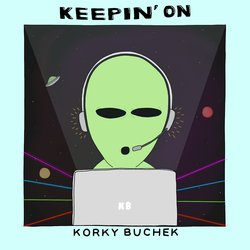 Korky Buchek  - Keepin' On - Internet Download