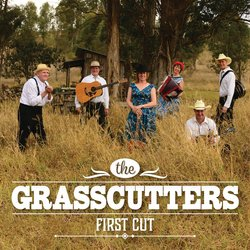 The Grasscutters - Sydney From A 747