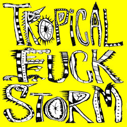 Tropical F*ck Storm - The Planet of Straw Men  - Internet Download